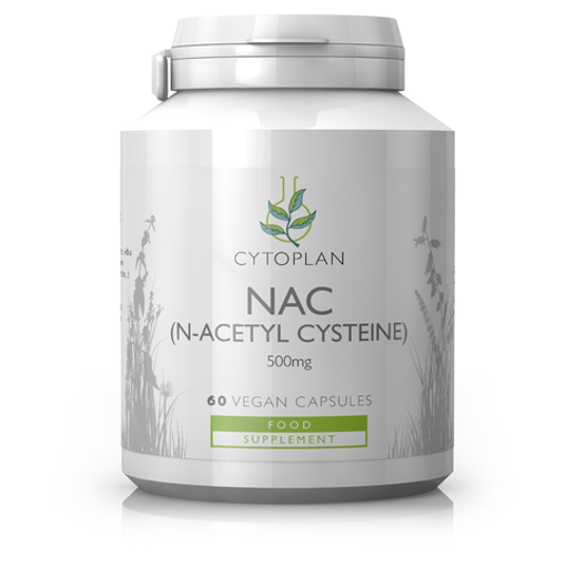 Picture of NAC (N-Acetyl Cysteine)