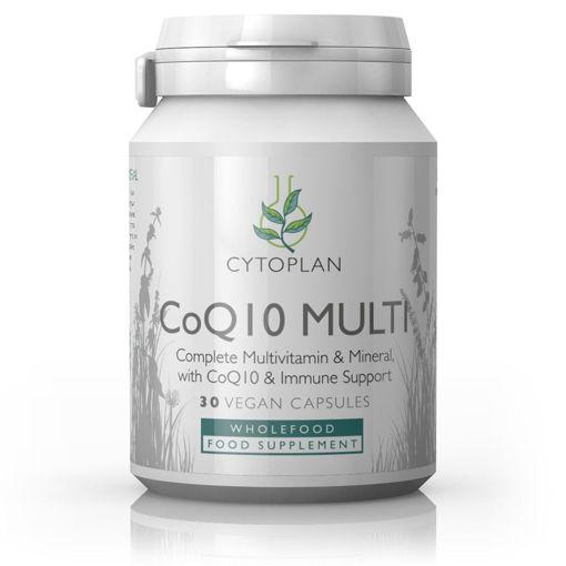 Picture of CoQ10 Multi-30 capsules