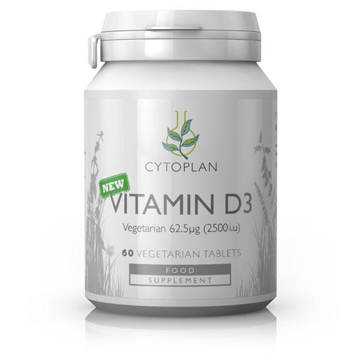 Picture of Vegetarian Vitamin D3