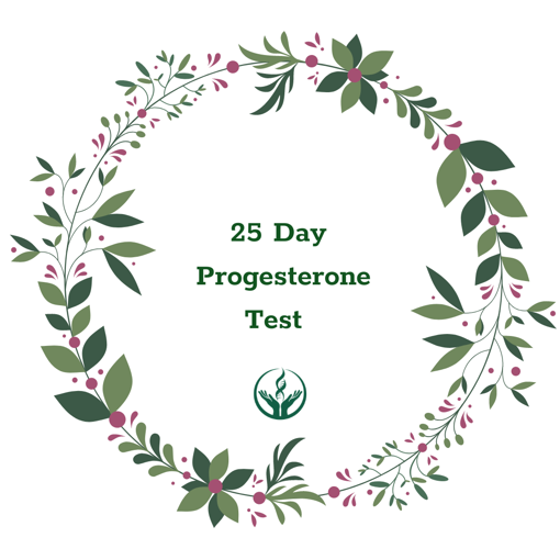 Picture of Day 25 Progesterone