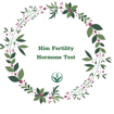 Picture of Him fertility hormone test + Doctor report & tailored nutrition
