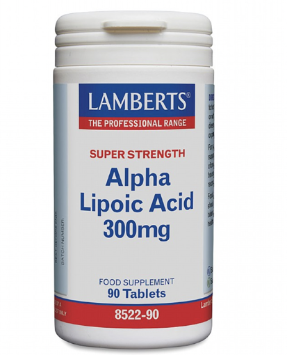 Picture of Alpha Lipoic Acid 300mg