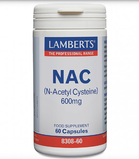 Picture of N-Acetyl Cysteine (NAC)