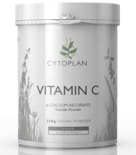 Picture of Vitamin C as Calcium Ascorbate powder